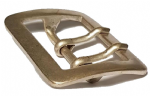 50mm Double Two Prong Buckle. Code LPR011